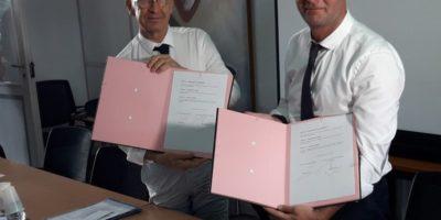 La Passerelle pour l'Emploi au cœur de l'Evolution Professionnelle des bénéficiaires du service civique de Guadeloupe dans le cadre d'une convention signée entre l'état et le Pôle Emploi.